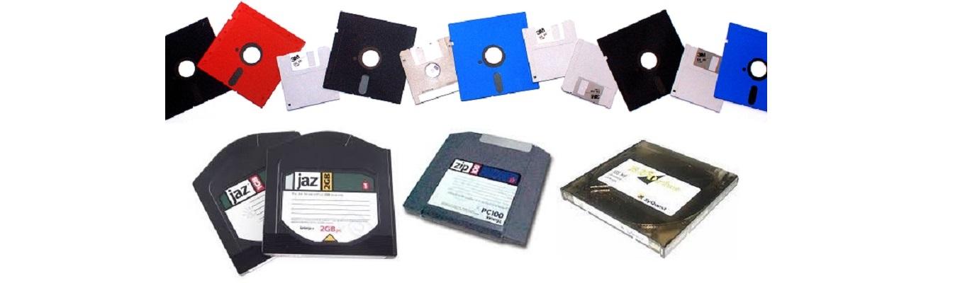 We transfer all kinds of disks